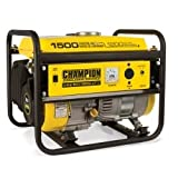 ISN Tool 1200/1500 Watt Portable Gas-Powered Generator - CARB Approved