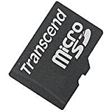 Transcend microSDカード 1GB TS1GUSD (Trans-Flashカード)