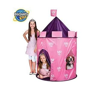 Discovery Kids Princess Play Castle
