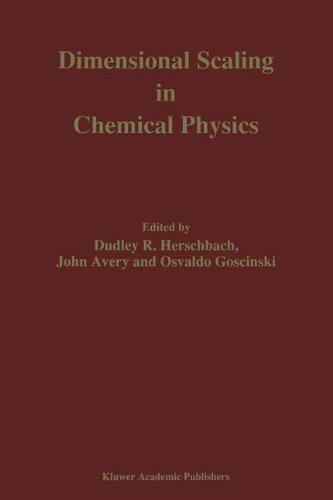 Dimensional Scaling in Chemical Physics