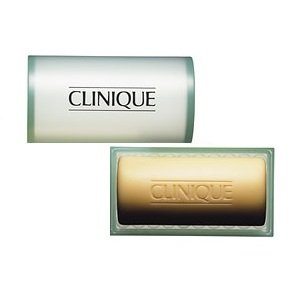 Clinique Facial Soap - Mild 1.7oz/50g Travel Size with Dish madina olive soap 3 5 oz with aloe vera