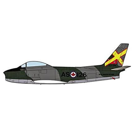Maquette avion : Canadair Sabre MK.5 Canadian Armed Forces