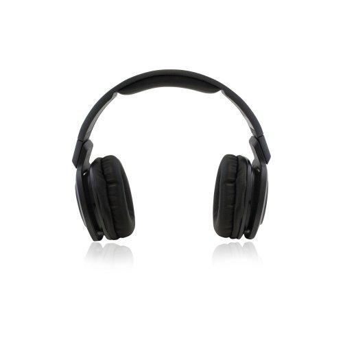 Adesso Xtream H3B Bluetooth Rotatable Dj Style Headphones / Xtream H3B /