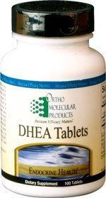 Ortho moléculaires - DHEA 5 mg comprimés - 100