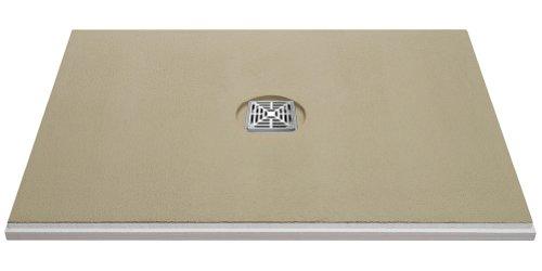 LATICRETE HYDRO BAN PRE SLOPED SHOWER PAN 36 X 60 PVC