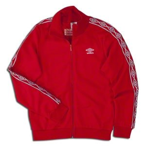Umbro Taped Track Jacket (Sc/Wh)