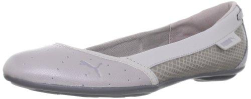 Puma Wynne Ballet Animal Wn's Ballet Flats Womens Gray Grau (opal gray 01) Size: 6 (39 EU)