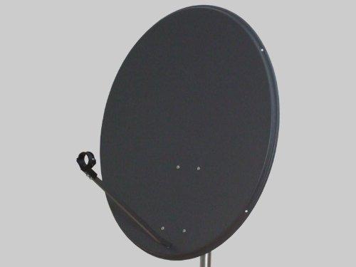 vialuna stahl antenne ods 80a antrazith. Black Bedroom Furniture Sets. Home Design Ideas