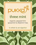 Pukka Three Mint Tea - 20 Bags