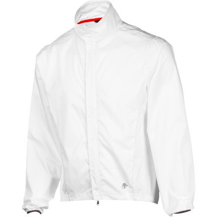 Hincapie 2014 Mens Elemental Rain Jacket - R602M13 (White - XLarge) (Cycling Clothes Hincapie compare prices)