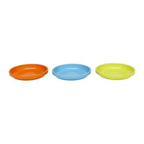 IKEA - SMASKA Baby Color Plates (X3)