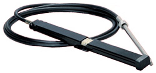 Teleflex SSC13412 12' Back Mount Single Steering Rack Cable