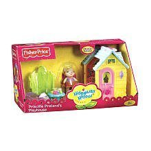 Fisher Price Hideaway Hollow Priscilla Pretends Playhouse Set