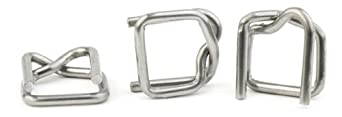 "PAC Strapping HDB-4A 1/2"" Wire Buckle"