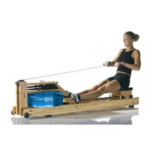 Check Out This WaterRower Natural Rowing Machine in Ash Wood with S4 Monitor