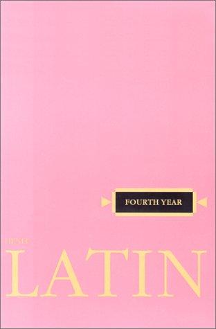 Fourth Year Latin