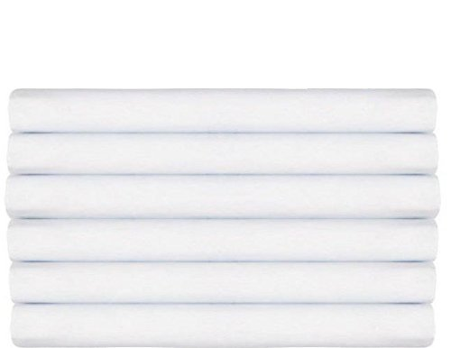 fitted-sheet-pack-of-6-queen-white-deep-pocket-brushed-velvety-microfiber-breathable-soft-and-comfor