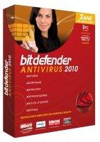Bitdefender Antivirus 2010 - Mise À Niveau Du Contrat D'abonnement ( 2 Ans ) - 3 Pc - Win - Français
