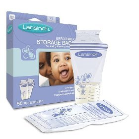 Purchase Lansinoh Breast Milk Storage Bags 50-pk.