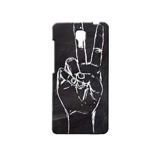 G-STAR Designer3D Printed Back case cover for Oneplus 3 (1+3) - G1856
