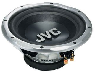 "Jvc Csgs5120P 800W Max, 12"" 4 Ohm Subwoofer Pair"