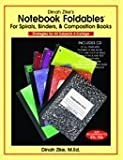 9781882796274: Notebook Foldables (for Spirals, Binders, & Composition Books)
