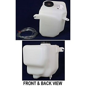 Toyota Corolla 93-97 Windshield Washer Tank, W/O Abs, W/ Motor front-268637