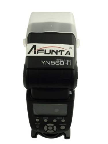 Afunta Yongnuo YN560 II Electronic Flash/Flashgun
