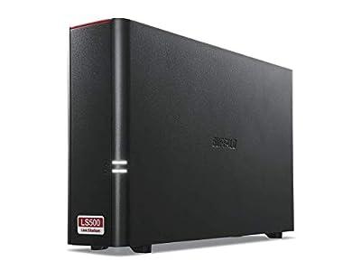 Buffalo Nas スマホタブレットPc対応 ネットワークHdd 1tb Ls510d0101g 【同時アクセスでも快適な高速モデル】