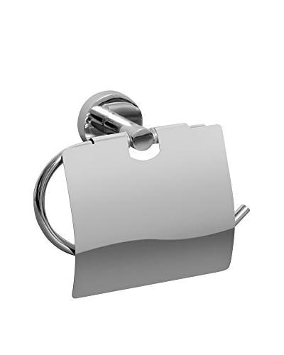 AQUACONCEPT Toilettenpapierhalter Mila metall