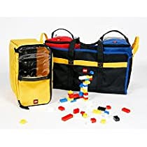 LEGO 4-Piece Toy Organizer Tote