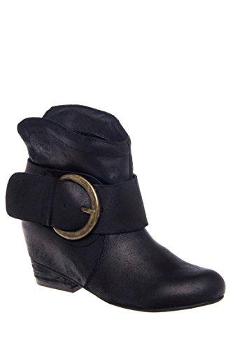 Fae Low Heel Boot
