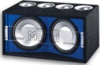 Magnat 225 Doubleflex 1-Weg 1-Weg Auto-Lautsprecher