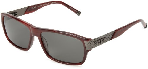 Tumi-Tacoma-TACOBUR57-Polarized-Wayfarer-SunglassesBurgundy57-mm