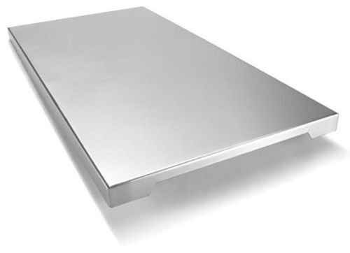 Parts & Accessories Stainless Steel Griddle or Grill Cover W10160195 NEW KitchenAid Jenn-Air Range (Jenn Air Natural Gas Conversion compare prices)