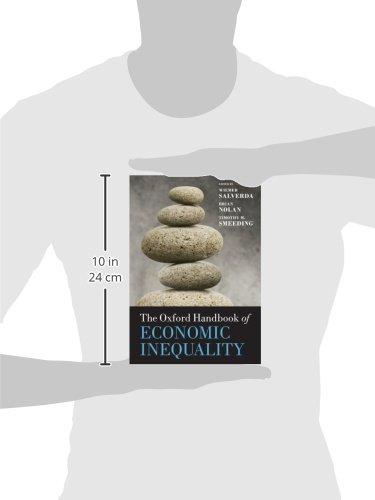 The Oxford Handbook of Economic Inequality (Oxford Handbooks)
