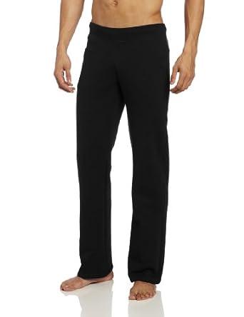 Russell Athletic Women's Fleece Midrise Pant, Black, Medium