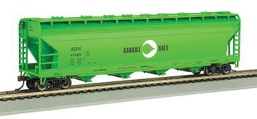 Bachmann Trains Cargill Salt Center - Flow Hopper