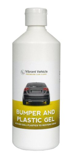 Vibrant Vehicle Bumper & Plastic Gel 250ml