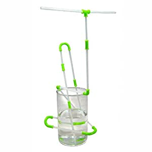 NUOP Connectable Drinking Straws Lime