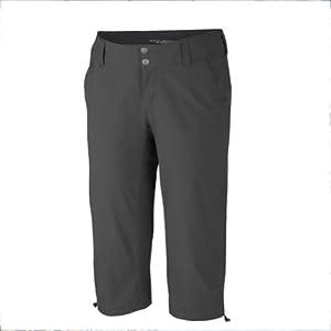 Columbia Sportswear Women's Saturday Trail II Knee Pant, Grill, 8