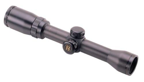 Bushnell Banner Dusk & Dawn Circle-X Reticle Shotgun Riflescope, 1-4X 32Mm