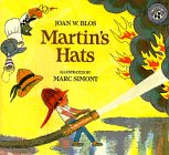 Martin's Hats (0688070396) by Blos, Joan W.