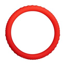 My Pocket Guardian Red Silicone Golf Cart Steering Wheel Cover (Golf Cart Wheels Covers compare prices)