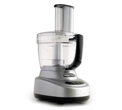 Save Price Omega O660 11-Cup Vertical Chute Food Processor w/ Accessories, Silver, Each  Review