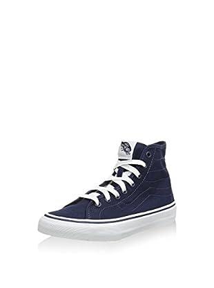 Vans Zapatillas abotinadas Sk8-Hi Decon (Azul Oscuro / Blanco)