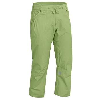 Salewa 00-0000022590 Pantalon d'escalade ou de loisirs en coton pour femme Longline Wasabi 42