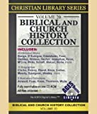 img - for Biblical and Church History Collection (Christian Library Series, Volume 20) book / textbook / text book