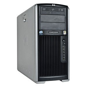 hp xw8400 workstation xeon dual core 5150 4gb 250gb dvd rw dl xp professional w raid. Black Bedroom Furniture Sets. Home Design Ideas