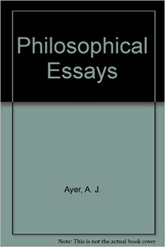 essay new philosophical